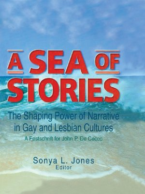 cover image of A Sea of Stories