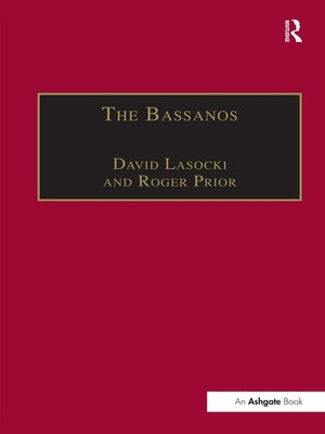 cover image of The Bassanos