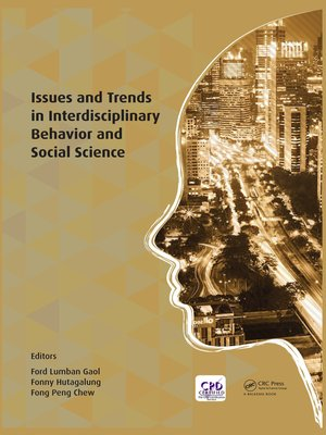 cover image of Issues and Trends in Interdisciplinary Behavior and Social Science