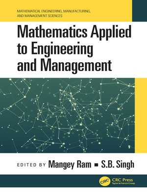 cover image of Mathematics Applied to Engineering and Management