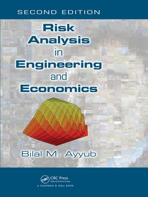 cover image of Risk Analysis in Engineering and Economics