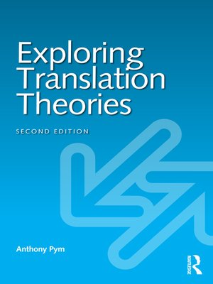 cover image of Exploring Translation Theories