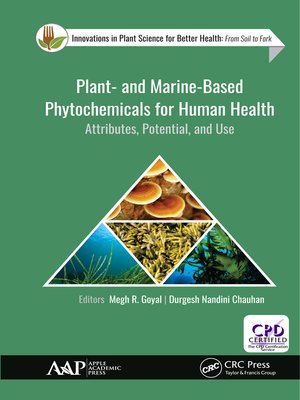 cover image of Plant- and Marine- Based Phytochemicals for Human Health