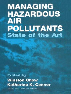 cover image of Managing Hazardous Air Pollutants