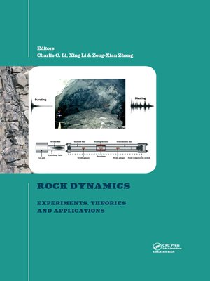 cover image of Rock Dynamics and Applications 3