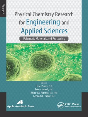 cover image of Physical Chemistry Research for Engineering and Applied Sciences, Volume Two