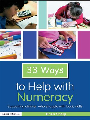 cover image of 33 Ways to Help with Numeracy