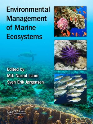 cover image of Environmental Management of Marine Ecosystems