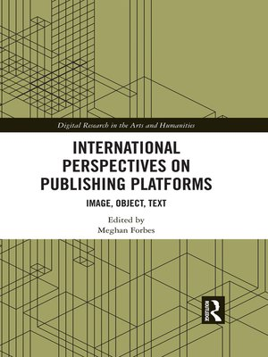 cover image of International Perspectives on Publishing Platforms