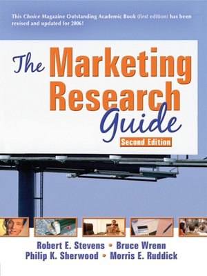 cover image of The Marketing Research Guide