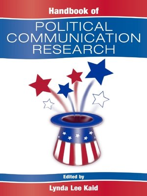 cover image of Handbook of Political Communication Research
