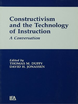 cover image of Constructivism and the Technology of Instruction
