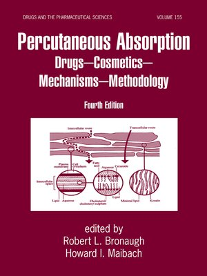 cover image of Percutaneous Absorption