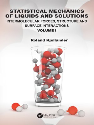cover image of Statistical Mechanics of Liquids and Solutions