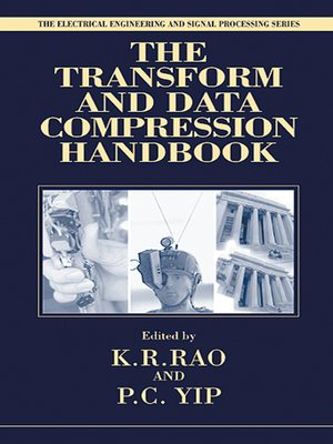 cover image of The Transform and Data Compression Handbook