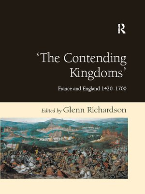 cover image of 'The Contending Kingdoms'