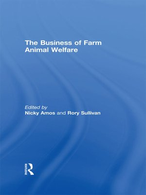 cover image of The Business of Farm Animal Welfare