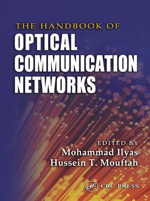 cover image of The Handbook of Optical Communication Networks
