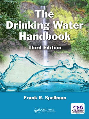 cover image of The Drinking Water Handbook