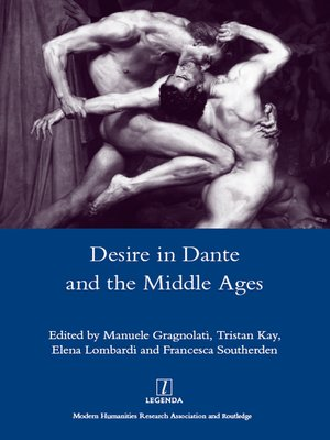 cover image of Desire in Dante and the Middle Ages