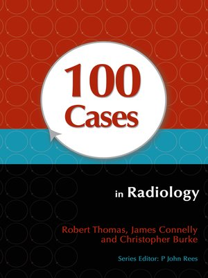 cover image of 100 Cases in Radiology