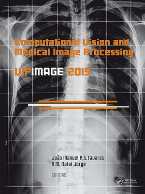 cover image of Computational Vision and Medical Image Processing V