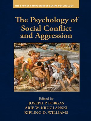 cover image of The Psychology of Social Conflict and Aggression