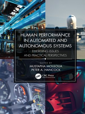 cover image of Human Performance in Automated and Autonomous Systems