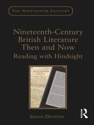 cover image of Nineteenth-Century British Literature Then and Now