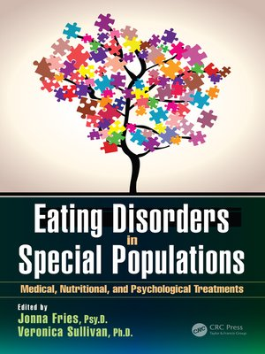 cover image of Eating Disorders in Special Populations