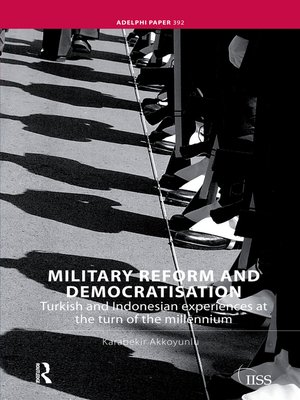 cover image of Military Reform and Democratisation