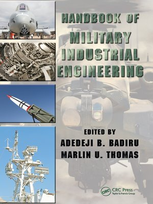 cover image of Handbook of Military Industrial Engineering