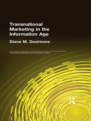 cover image of Transnational Marketing in the Information Age