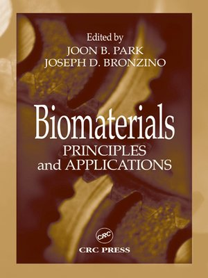 cover image of Biomaterials
