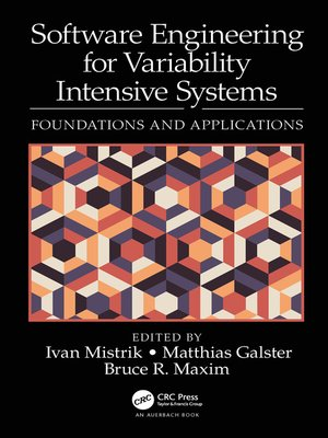 cover image of Software Engineering for Variability Intensive Systems