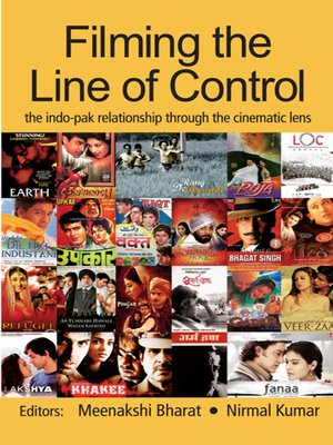 cover image of Filming the Line of Control
