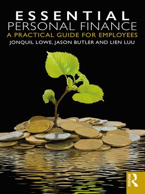 cover image of Essential Personal Finance