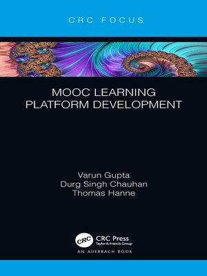 cover image of MOOC Learning Platform Development