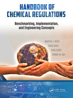 cover image of Handbook of Chemical Regulations