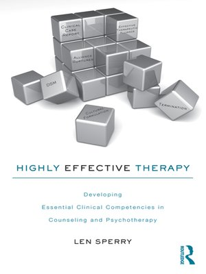 cover image of Highly Effective Therapy