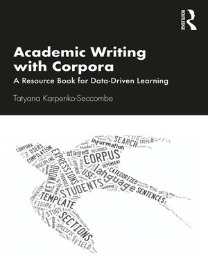 cover image of Academic Writing with Corpora