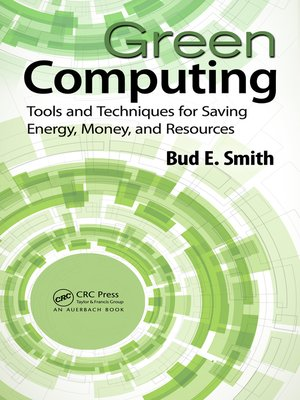 cover image of Green Computing