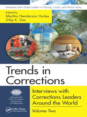 cover image of Trends in Corrections