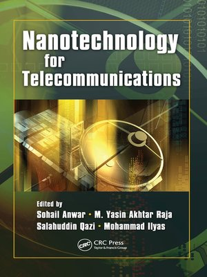 cover image of Nanotechnology for Telecommunications