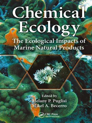 cover image of Chemical Ecology