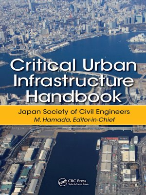 cover image of Critical Urban Infrastructure Handbook