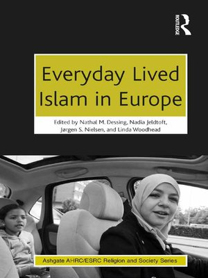 cover image of Everyday Lived Islam in Europe
