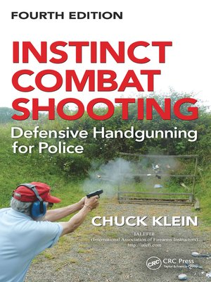cover image of Instinct Combat Shooting