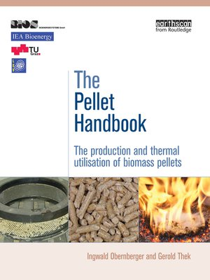 cover image of The Pellet Handbook