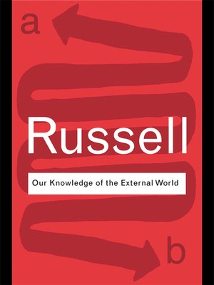 cover image of Our Knowledge of the External World
